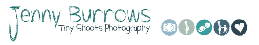 Jenny Burrows –  Tiny Shoots Photography logo