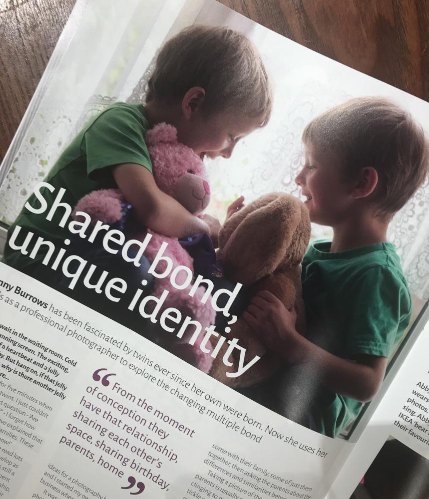 TAMBA magazine article